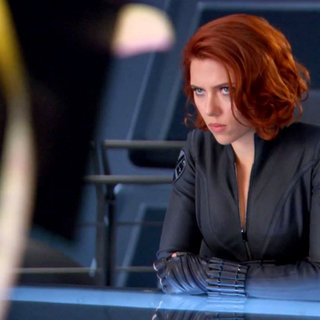 Avengers, The - Scarlett Johansson stars as Natasha Romanoff/Black Widow in Walt Disney Pictures' The Avengers (2012)