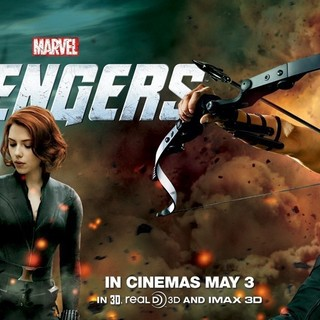 Avengers, The - Poster of Walt Disney Pictures' The Avengers (2012)