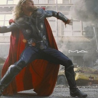 Avengers, The - Chris Hemsworth stars as Thor in Walt Disney Pictures' The Avengers (2012)