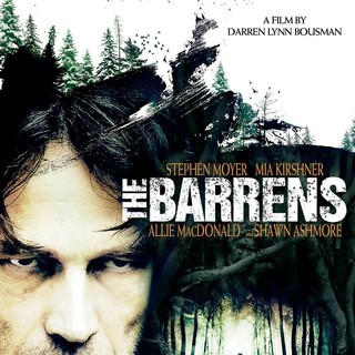 Poster of Anchor Bay Films' The Barrens (2012)