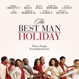 Poster of Universal Pictures' The Best Man Holiday (2013) - the-best-man-holiday-poster02