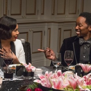 Regina Hall stars as Candy and Harold Perrineau stars as Julian Murch in Universal Pictures' The Best Man Holiday (2013) - the-best-man-holiday04
