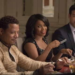 Terrence Howard, Nia Long and Eddie Cibrian in Universal Pictures' The Best Man Holiday (2013) - the-best-man-holiday07