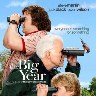 Poster of 20th Century Fox's The Big Year (2011)