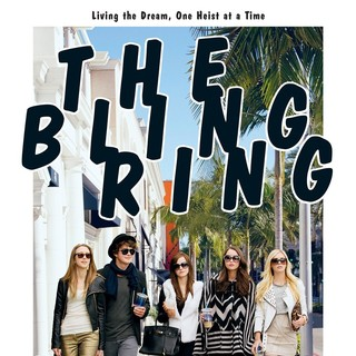 Poster of A24's The Bling Ring (2013)