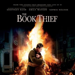 Poster of 20th Century Fox's The Book Thief (2013) - the-book-thief-poster02