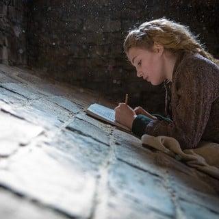 Sophie Nelisse stars as Liesel Meminger in 20th Century Fox's The Book Thief (2013) - the-book-thief09