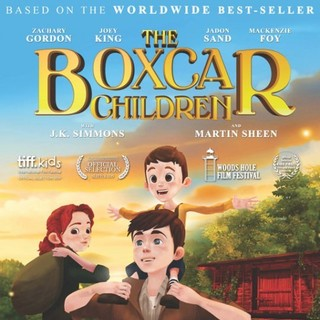 Poster of Phase 4 Films' The Boxcar Children (2014)