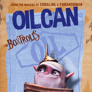 Poster of Focus Features' The Boxtrolls (2014)