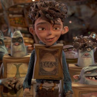 Eggs from Focus Features' The Boxtrolls (2014)