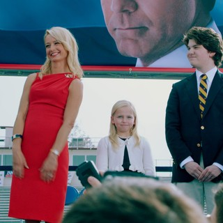 Campaign, The - Katherine LaNasa, Madison Wolfe and Randall D. Cunningham in Warner Bros. Pictures' The Campaign (2012)