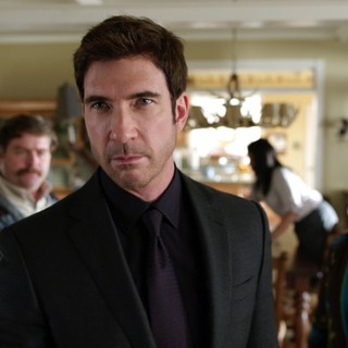 Campaign, The - Dylan McDermott stars as Tim Wattley in Warner Bros. Pictures' The Campaign (2012)