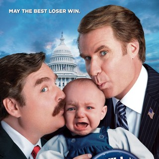 Campaign, The - Poster of Warner Bros. Pictures' The Campaign (2012)