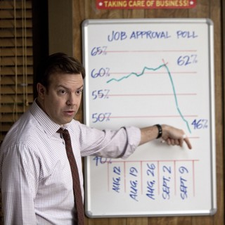 Jason Sudeikis stars as Mitch in Warner Bros. Pictures' The Campaign (2012)