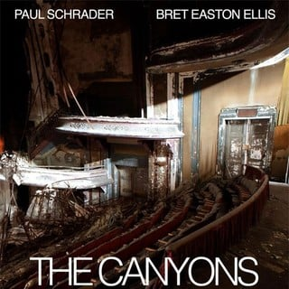 Canyons, The - Poster of IFC Films' The Canyons (2013)