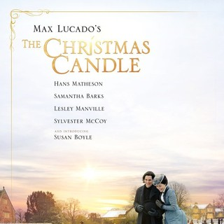 Poster of EchoLight Studios' The Christmas Candle (2013) - the-christmas-candle-poster01