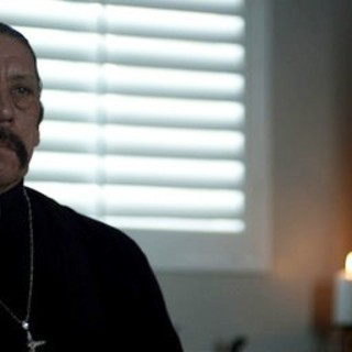 Danny Trejo stars as Father Connely in Eminence Productions' The Cloth (2014)