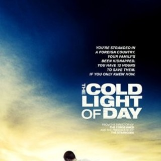Poster of Summit Entertainment's The Cold Light of Day (2012)