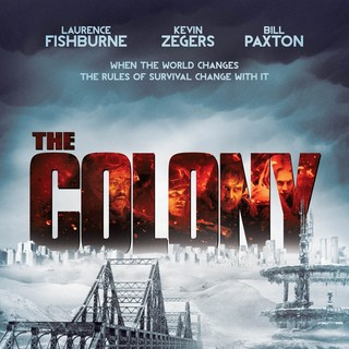Poster of Image Entertainment's The Colony (2013) - the-colony-poster01