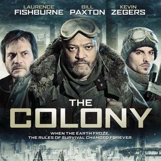 Poster of Image Entertainment's The Colony (2013) - the-colony-poster02