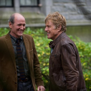 Richard Jenkins stars as Jed Lewis and Robert Redford stars as Jim Grant in Sony Pictures Classics' The Company You Keep (2013) - the-company-you-keep-image03