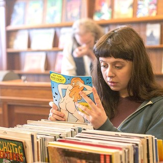 Bel Powley stars as Minnie in Sony Pictures Classics' The Diary of a Teenage Girl (2015)