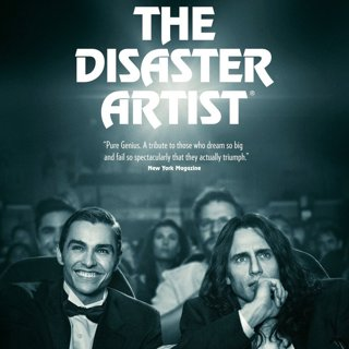 Poster of A24's The Disaster Artist (2017)