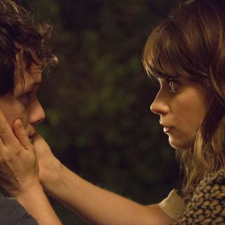 Anton Yelchin stars as Pierre and Zooey Deschanel stars as Stella in Sony Pictures Worldwide Acquisitions' The Driftless Area (2016) - the-drifltess-area02