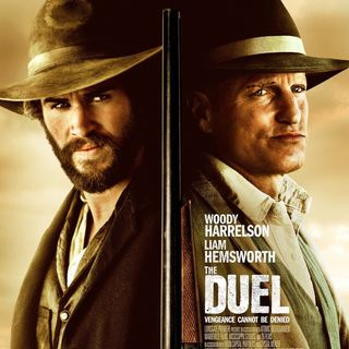 Poster of Lionsgate Premiere's The Duel (2016)