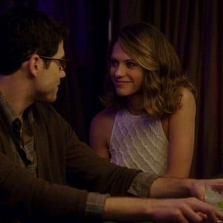 Michael Doneger stars as Mitch and Lyndsy Fonseca stars as Natalie in The Orchard's The Escort (2015)