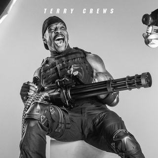 Poster of Lionsgate Film's The Expendables 3 (2014)