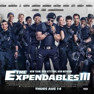 The Expendables 3 photo