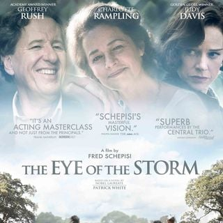 Poster of Sycamore Entertainment's The Eye of the Storm (2012) - the-eye-of-the-storm-poster03