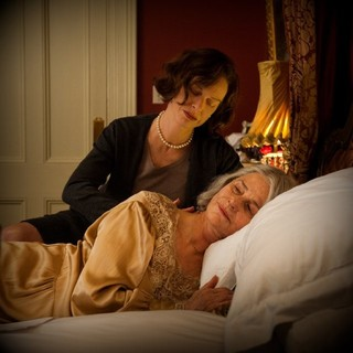 Judy Davis stars as Dorothy de Lascabanes and Charlotte Rampling stars as Elizabeth Hunter in Sycamore Entertainment's The Eye of the Storm (2012) - the-eye-of-the-storm10