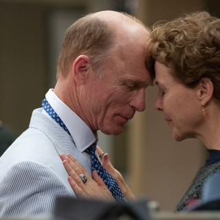 Ed Harris and Annette Bening (stars as Nikki) in IFC Films' The Face of Love (2014) - the-face-of-love02
