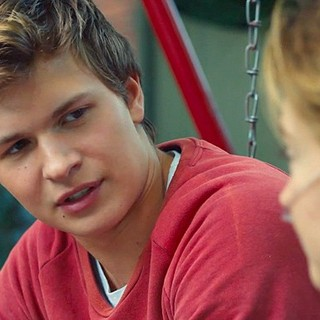 Fault in Our Stars, The - Ansel Elgort stars as Augustus Waters in 20th Century Fox's The Fault in Our Stars (2014)