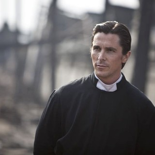Christian Bale stars as John Miller in Wrekin Hill Entertainment's The Flowers of War (2012)