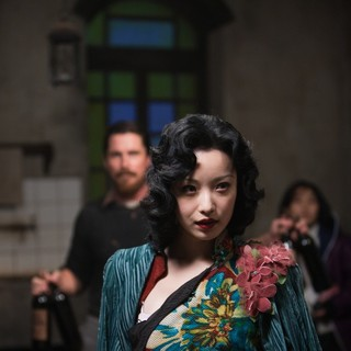 Ni Ni stars as Yu Mo in Wrekin Hill Entertainment's The Flowers of War (2012)