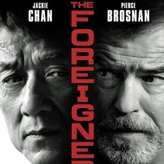 Poster of STX Entertainment's The Foreigner (2017) - the-foreigner-poster03