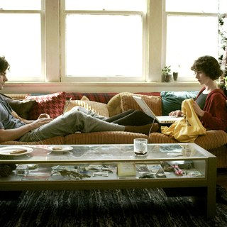 Hamish Linklater stars as Jason and Miranda July stars as Sophie in Roadside Attractions' The Future (2011)
