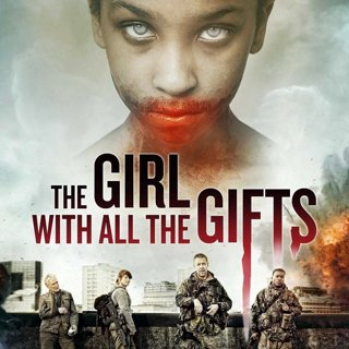 Poster of Saban Films' The Girl with All the Gifts (2017) - the-girl-with-all-gifts-pstr02