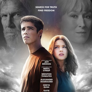 Poster of The Weinstein Company's The Giver (2014) - the-giver-poster09