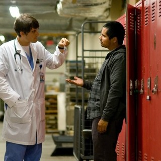 Orlando Bloom stars as Dr. Martin Ploeck and Michael Pena stars as Jimmy in Magnolia Pictures' The Good Doctor (2012)
