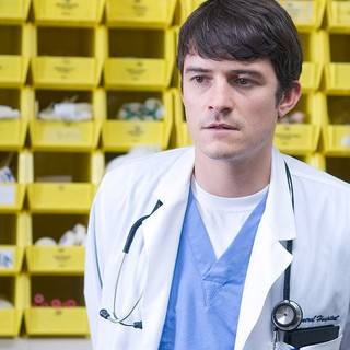 Orlando Bloom stars as Dr. Martin Ploeck in Magnolia Pictures' The Good Doctor (2012)