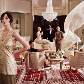 Great Gatsby, The - Elizabeth Debicki, Joel Edgerton, Carey Mulligan and Tobey Maguire in Warner Bros. Pictures' The Great Gatsby (2013)