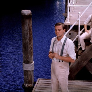 Leonardo DiCaprio stars as Jay Gatsby in Warner Bros. Pictures' The Great Gatsby (2013)