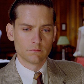 Tobey Maguire stars as Nick Carraway in Warner Bros. Pictures' The Great Gatsby (2013)