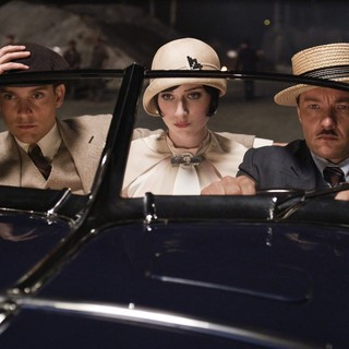 Great Gatsby, The - Tobey Maguire, Elizabeth Debicki and Joel Edgerton in Warner Bros. Pictures' The Great Gatsby (2013)