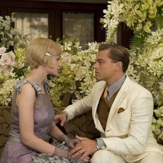 Great Gatsby, The - Carey Mulligan stars as Daisy Buchanan and Leonardo DiCaprio stars as Jay Gatsby in Warner Bros. Pictures' The Great Gatsby (2013)