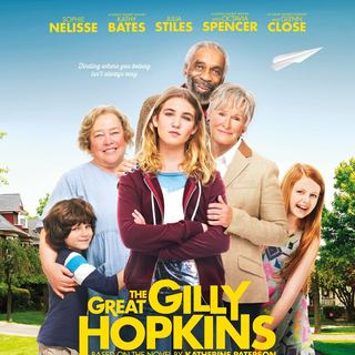 Poster of Picturehouse's The Great Gilly Hopkins (2016) - the-great-gilly-hopkins-pstr01